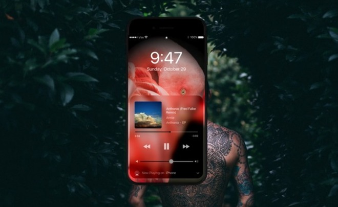 Apple iPhone 8 получат дисплеи True Tone