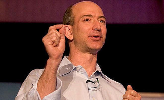 Руководитель Amazon стал вторым самым богатым человеком вмире