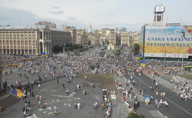 Запоследние полгода число украинцев, превосходно относящихся к Российской Федерации, выросло на5%
