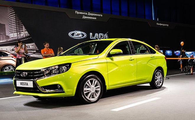 Руководитель АвтоВАЗа назвал стоимость внедорожной версии универсала Лада Vesta