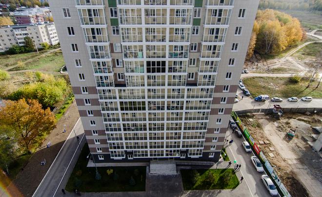 ВСаратове одни изсамых доступных квартир вновостройках постране