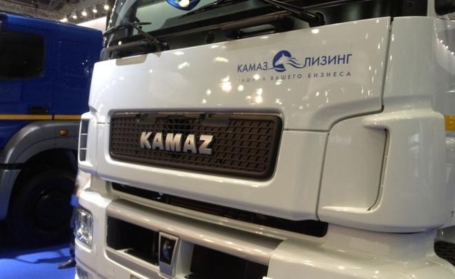 Продажи авто «КАМАЗ» вIквартале 2017 года показали рост