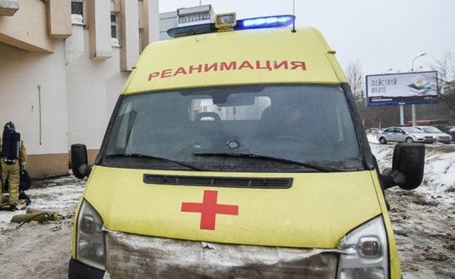 ВЗеленодольске мужчина напал нафельдшеров скорой помощи сарбалетом