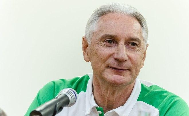 Дмитрий Квартальнов может возглавить «АкБарс»