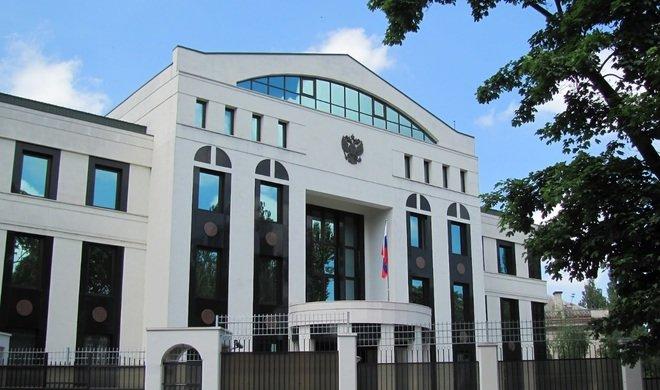 Посольство Российской Федерации вМолдавии призвало власти расследовать осквернение монумента Пушкину