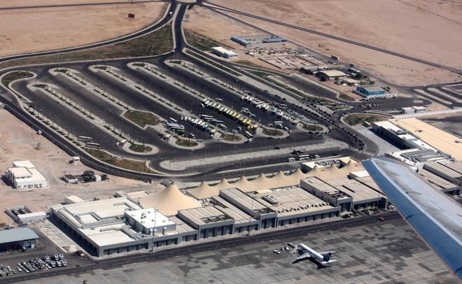 Египет пообещал предоставить русским туристам новый терминал ваэропорту