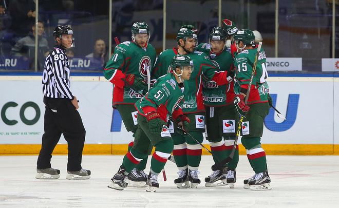 «АкБарс» обыграл «Салават Юлаев» иповел 2-0 всерии