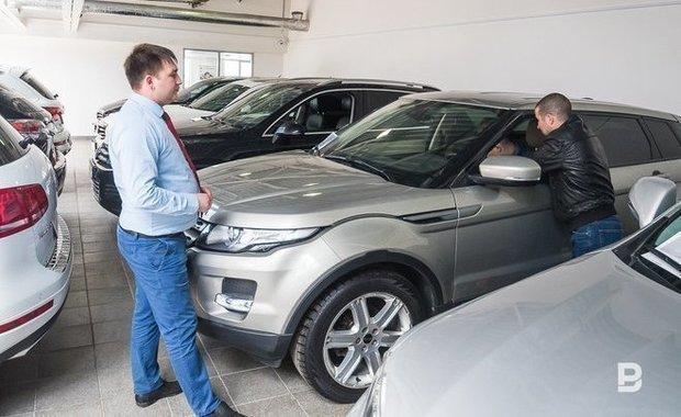 В Татарстане в третьем квартале выросли продажи поддержанных машин в возрасте до трех лет
