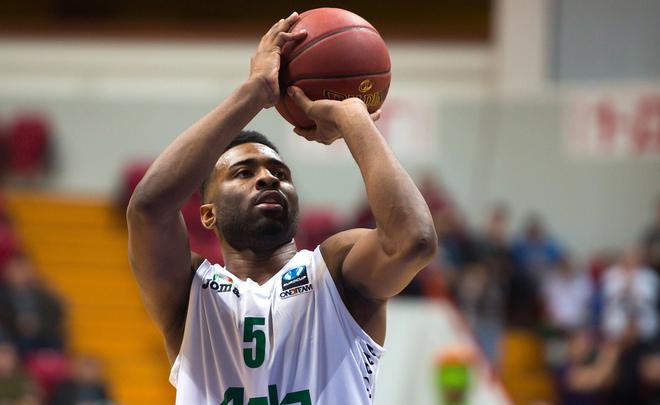 Баскетболисты «Цмоки-Минск» победили УНИКС— Единая лига ВТБ
