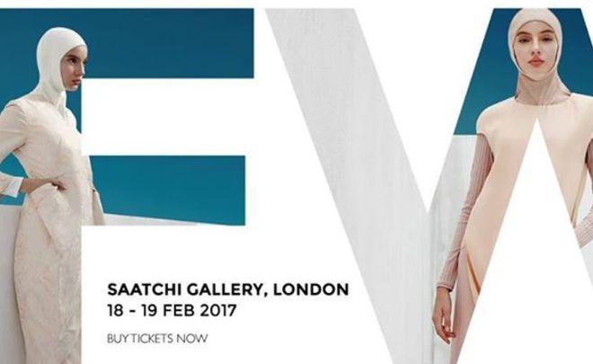 Исламскую моду показали наLondon Fashion Week