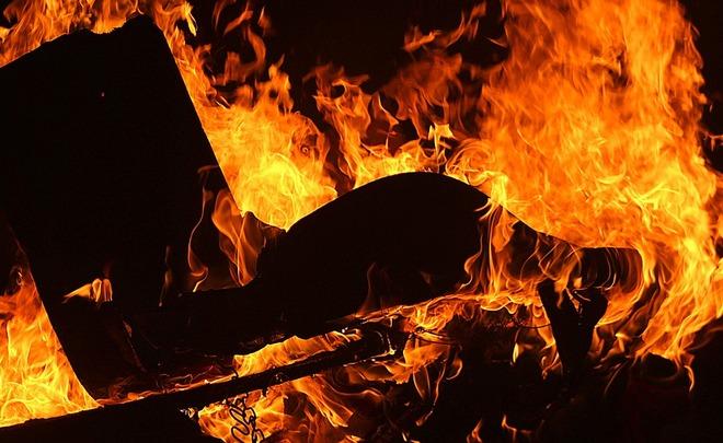Пожар вказанскойИК №2: эвакуировано 400 человек