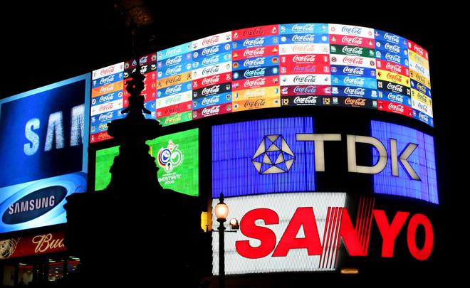 Объем российского рынка рекламы в 2016 году вырос на 10–12