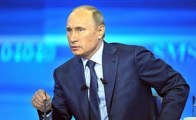Путин пошутил над отсутствующими на совещании Совета покультуре