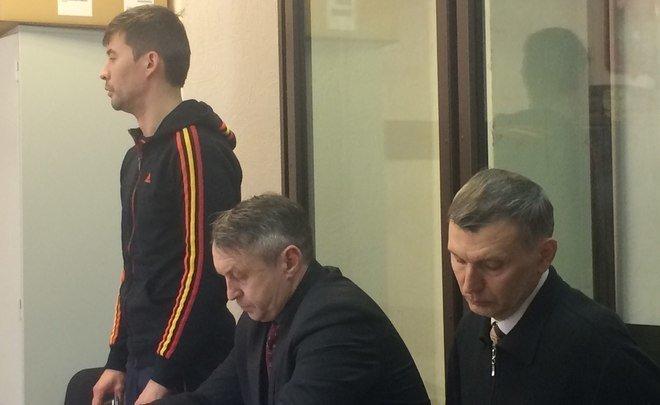 ВКазани суд оставил насвободе сына председателя Вахитовского райсуда