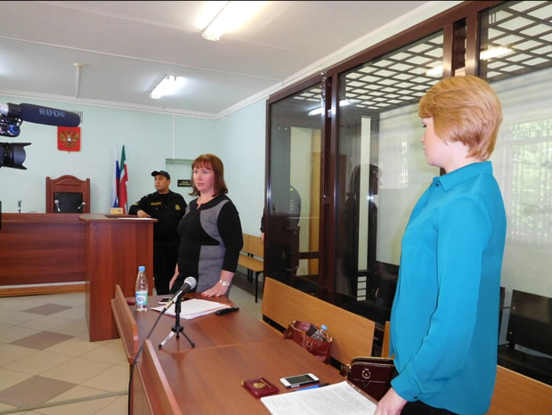 ВКазани взакрытом режиме начался суд над Егором Сосиным