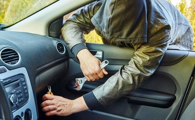 В полиции назвали восемь главных причин угона автомобилей