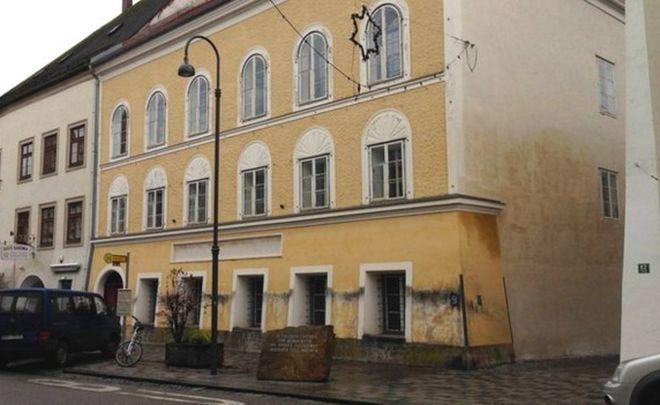 ВАвстрии снесут дом, вкотором родился Адольф Гитлер