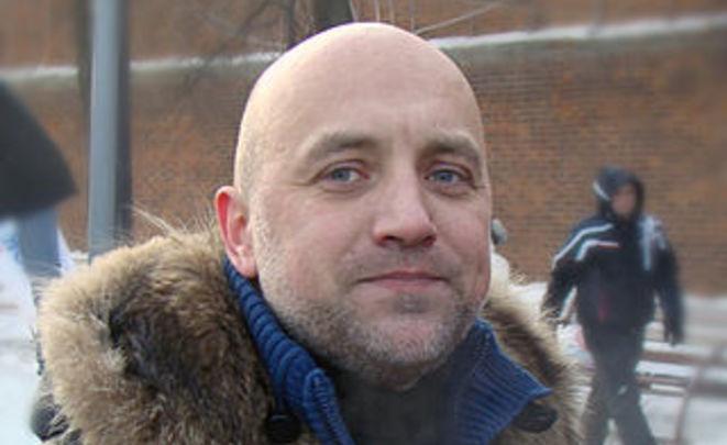 Захар Прилепин снялся в кинофильме «Гайлер»