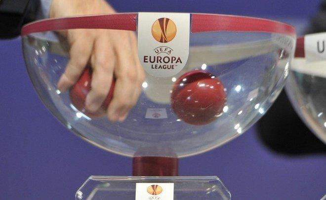 Определены все участники группового этапа Лиги Европы от России выступят ЦСКА и Краснодар