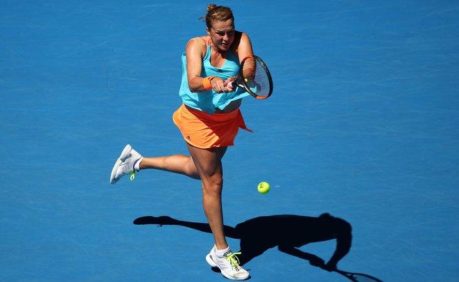 Павлюченкова вышла вчетвертьфинал Australian Open