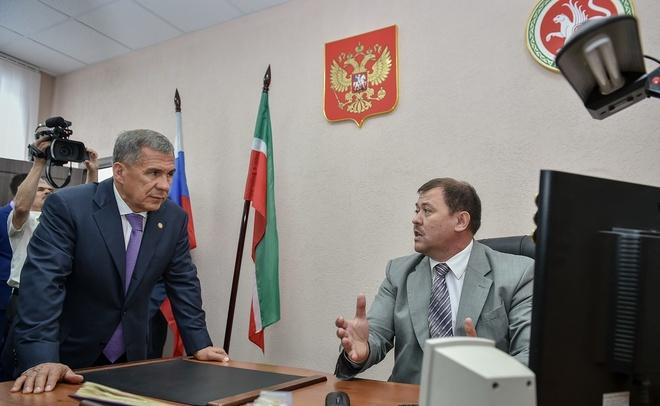 Минниханов предложил во всем Татарстане проводить судебные процессы по видеосвязи