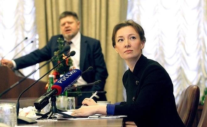 Кузнецова поведала оразработке мер против попрошаек с«больными детьми»