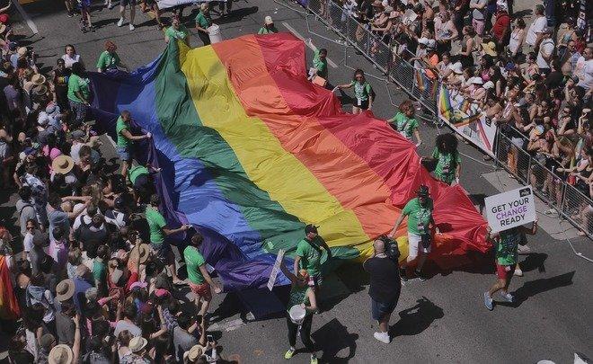 Первый в России согласованный гей-парад пройдет в поселке Яблоневый
