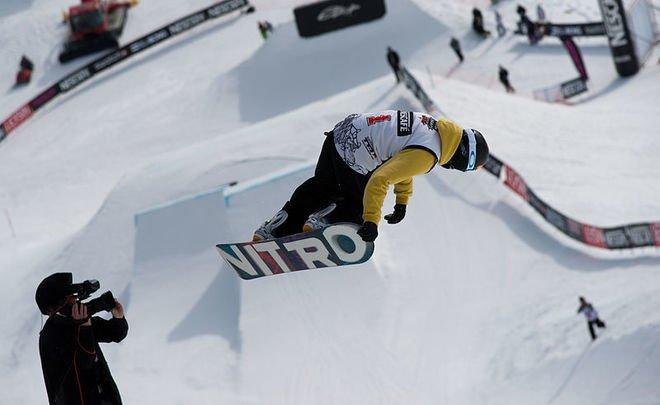 Татарстанский сноубордист Хадарин выбыл изборьбы замедали вслоупстайле наОИ