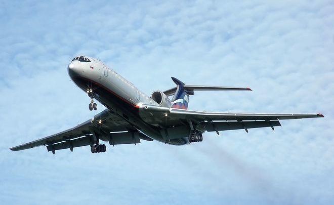 Причины крушения Ту-154 над темным морем установлены