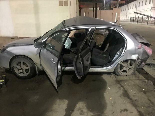 В Казани ищут водителя, устроившего ДТП с пятью пострадавшими