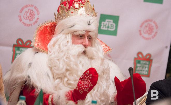 Для Деда Мороза построят дворец за350 млн