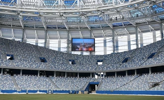 Никитин предложил демонстрировать кино настадионе «Нижний Новгород»