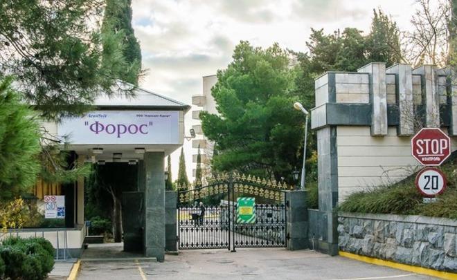 Профсоюзы поведали обучастии компаний в закупке санатория «Форос» вКрыму