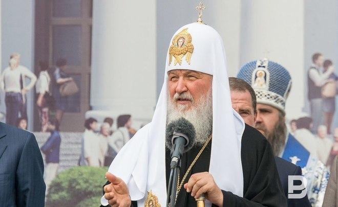 Патриарх Кирилл вознес заупокойную молитву обИлье Глазунове