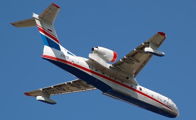 МЧС закупит шесть самолетов-амфибий Бе-200 на2 млрд руб.