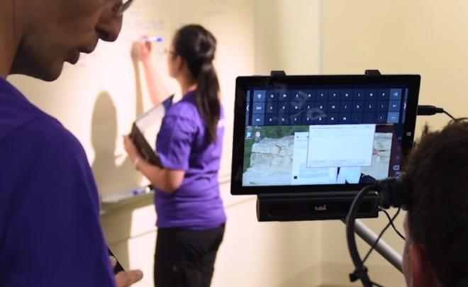 ВMicrosoft добавили вWindows 10 систему управления взором