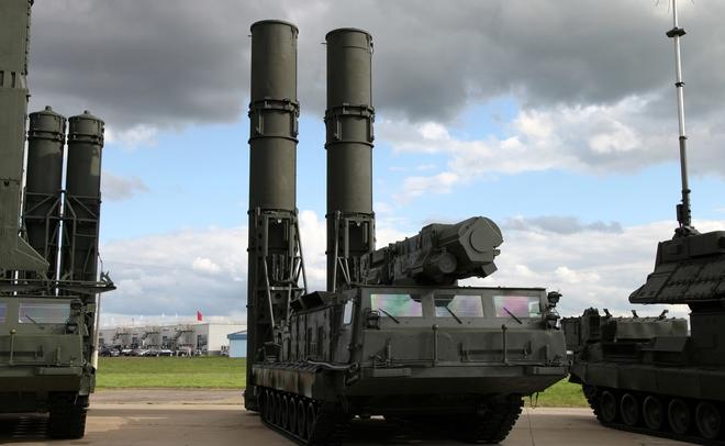 Российская Федерация официально подтвердила доставку С-300 вСирию