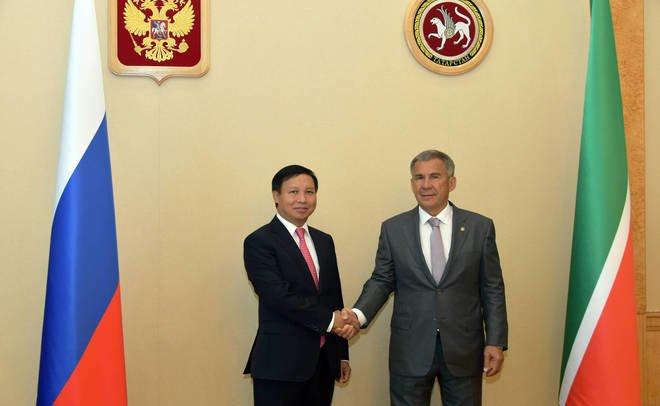 Татарстан собирается сотрудничать с Вьетнамом в сферах туризма и сельского хозяйства