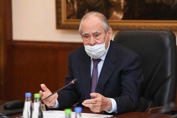 Шаймиев провел заседание рабочей группы по организации 46-й сессии Комитета Всемирного наследия ЮНЕСКО в Казани