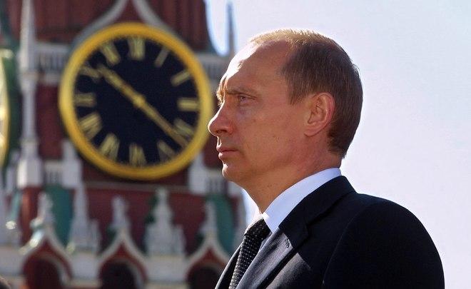 Электоральный рейтинг Путина достиг максимума