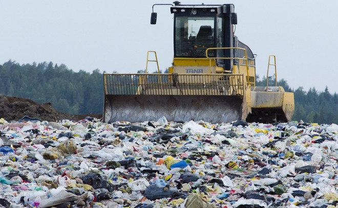 В РФ построят 5 мусоросжигающих заводов