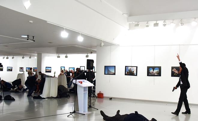Русские силовики вылетели вАнкару расследовать убийство посла