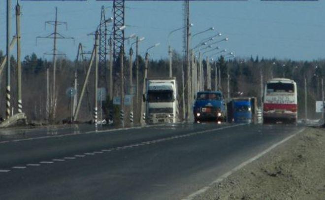 Российская Федерация расширит сеть платных автомобильных дорог