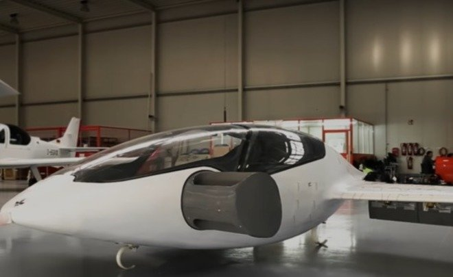 В РФ разработали электросамолет свертикальным взлетом