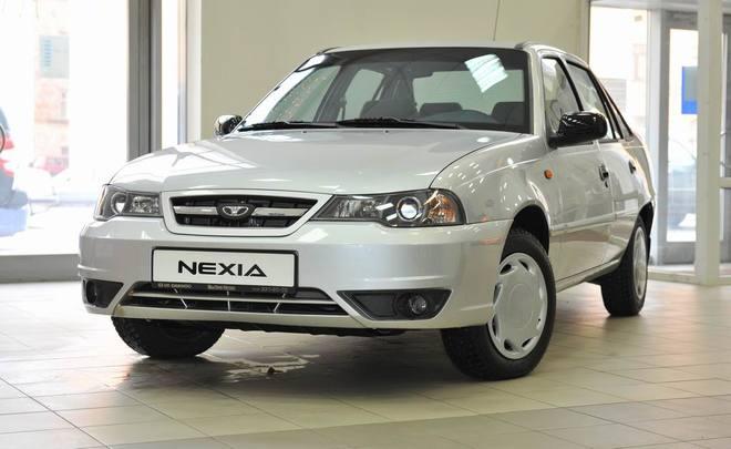 Автомобиль Дэу Nexia сняли спроизводства