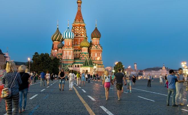 Почислу принятых беженцев Российская Федерация заняла пятое место вевропейских странах