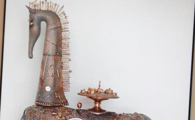 Висполкоме Казани оценят эстетическую ценность ирезонность установки скульптуры «Конь-страна»