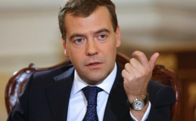 РФ сама способна прокормить себя— Медведев