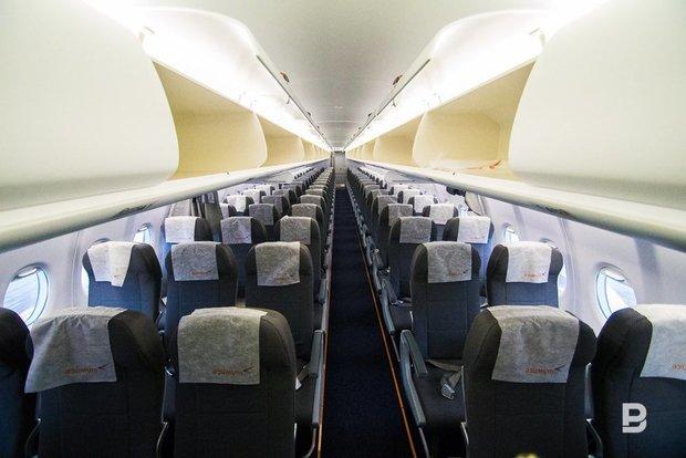 С 2023 года в салонах самолетов станет обязательной установка камер видеонаблюдения
