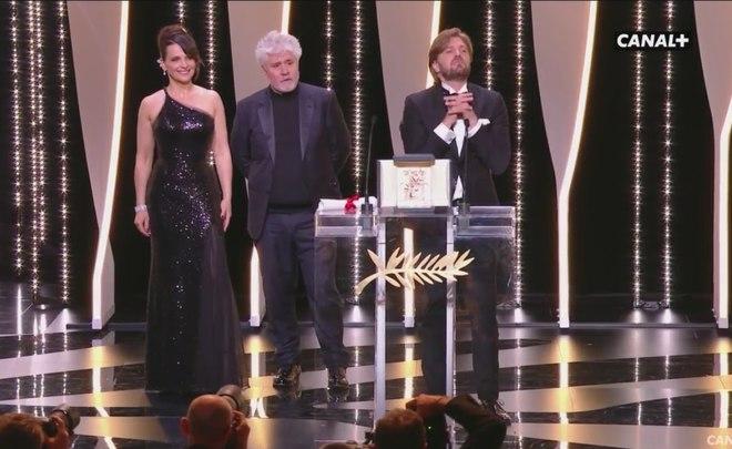 Жюри назвало победителей 70-го Каннского кинофестиваля